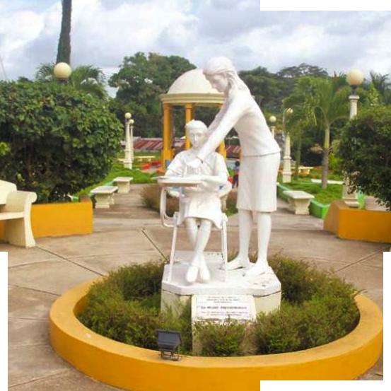 Visita San Ramón
